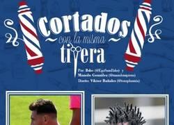 Enlace a Los peores peinados de los futbolistas