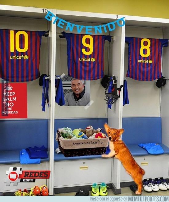 373531 - ¡Bienvenido Suárez a tu vestidor!