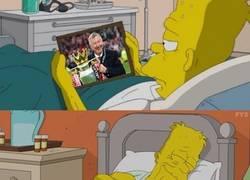 Enlace a Mientras tanto los fans del Manchester United