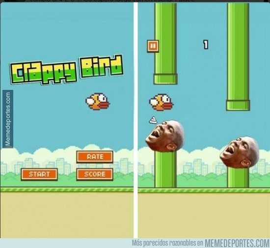 373814 - De los llegadores de Flappy Bird llega...