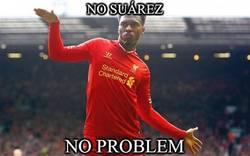 Enlace a El Liverpool no echa de menos a Suárez