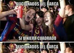 Enlace a Nivel de ilusiones de los aficionados del Barça