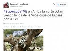 Enlace a La Supercopa se ve hasta en África por @fernando19ac