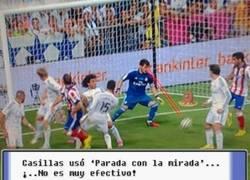 Enlace a Buen intento Casillas, buen intento por @llourinho