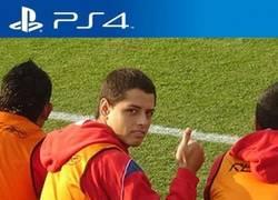 Enlace a La nueva portada del FIFA 15 en México