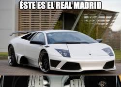 Enlace a El motor del Real Madrid