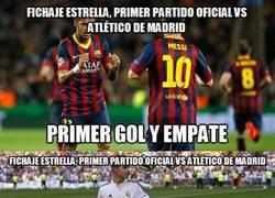 Enlace a Neymar Y James, parecidos razonables