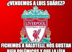 Enlace a El Liverpool detrás de Balotelli