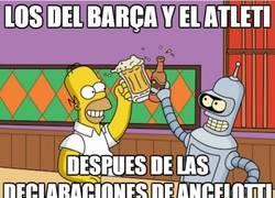 Enlace a Ancelotti: Di María ha pedido irse y ha rechazado una oferta de renovación