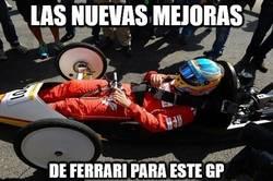 Enlace a Ferrari se ha preparado a tope para el nuevo GP de Bélgica