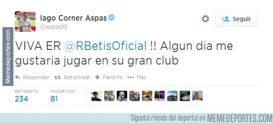 375986 - Iago Aspas: You have been trolled
