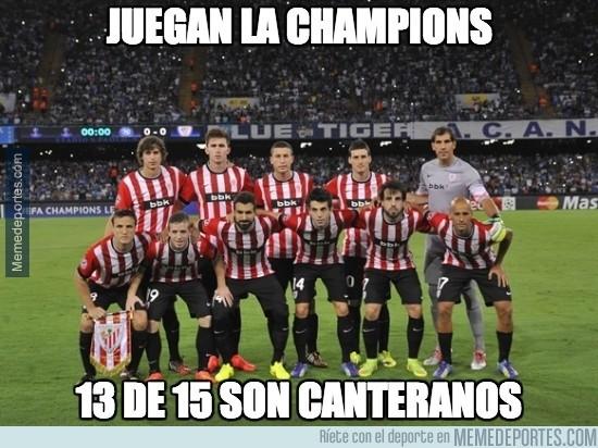376045 - Juegan la Champions