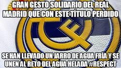 Enlace a Gran gesto solidario del Real Madrid que con este título perdido por @torren__