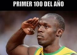 Enlace a Otro récord de Bolt