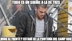 Enlace a Mientras tanto, Valdés