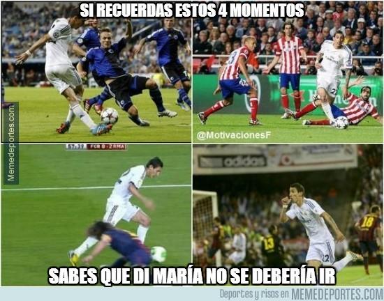 377461 - 4 momentos de Di María en el Real Madrid
