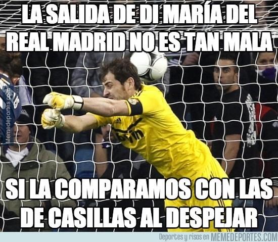 377679 - La salida de Di María del Real Madrid no es tan mala