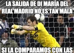 Enlace a La salida de Di María del Real Madrid no es tan mala