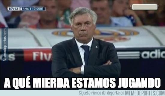 377684 - El Real Madrid sin jugar a nada