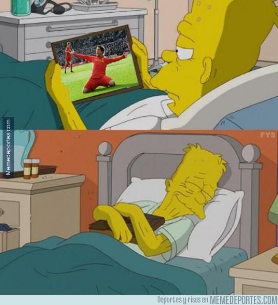 377759 - Mientras tanto los fans del Liverpool