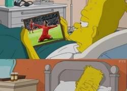 Enlace a Mientras tanto los fans del Liverpool