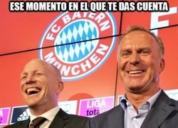 Enlace a El Bayern, ellos sí saben fichar