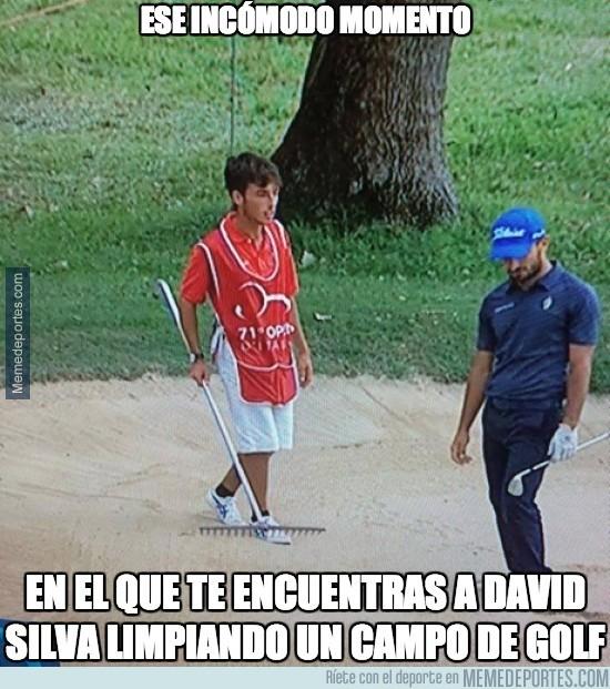 379505 - David Silva se busca un sobresueldo