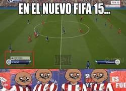 Enlace a Creo que a los aficionados del Atleti van a comprar el FIFA 15