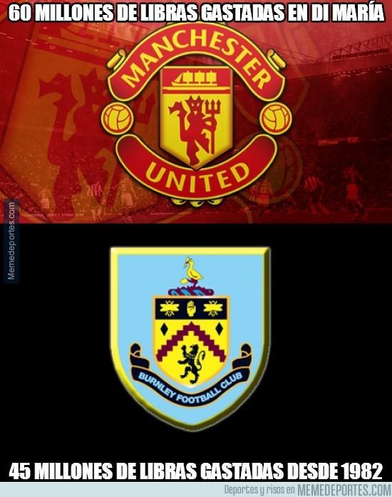 379904 - Diferencias entre el Manchester United y el Burnley