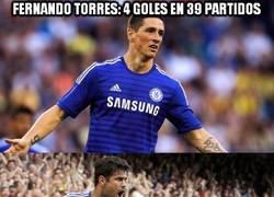 Enlace a Las diferencias entre Torres y Diego Costa