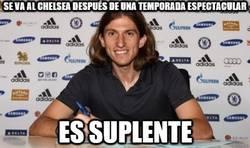 Enlace a Se va al Chelsea después de una temporada espectacular