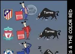 Enlace a Fernando Torres y el color rojo ¿en el Milan cambiará todo?