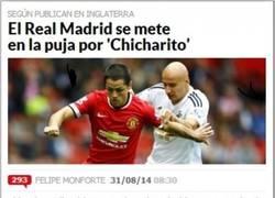 Enlace a Madridistas esperando a Falcao y se encuentran con esto...