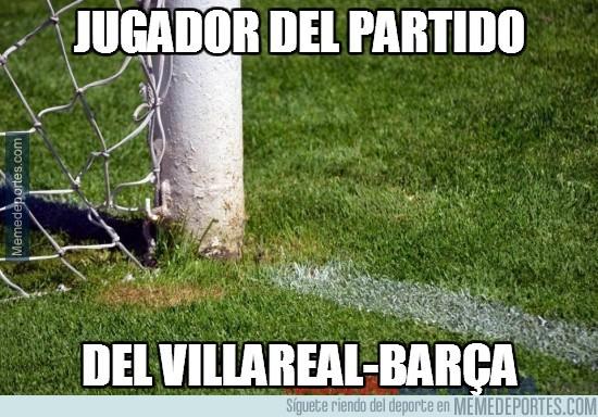 380696 - Éste es el jugador del partido del Villarreal-Barça