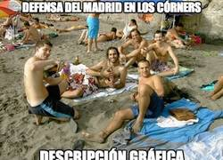 Enlace a Así es la defensa del Madrid en los córners
