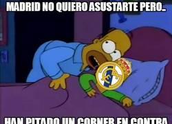 Enlace a Madrid no quiero asustarte pero...