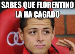 Enlace a Mathieu vs Chicharito