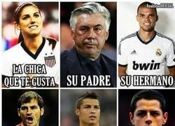 Enlace a Así lo tiene de jodido Chicharito en el Real Madrid
