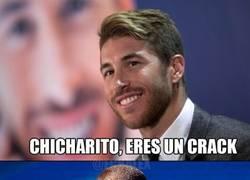 Enlace a Chicharito eres un Crack