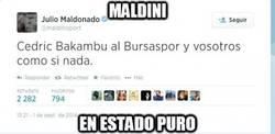 Enlace a Maldini en estado puro
