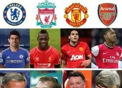 Enlace a Todos contentos con sus delanteros, menos el Arsenal