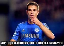 Enlace a Azpilicueta renueva con el Chelsea por 5 años
