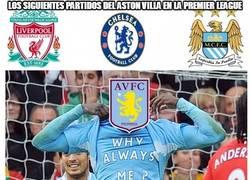 Enlace a Los siguientes partidos del Aston Villa en la Premier League