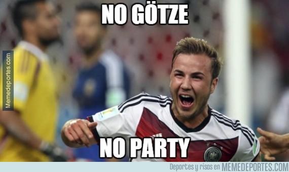 382511 - Alemania empieza a echar de menos a Götze