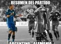 Enlace a Resumen del partido Argentina-Alemania