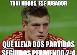 Enlace a Kroos se abona al 4-2