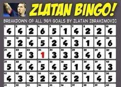 Enlace a Zlatan Ibrahimovic ya ha marcado en todos los minutos de un partido
