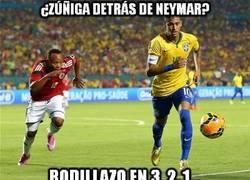 Enlace a ¿Zúñiga detrás de Neymar?