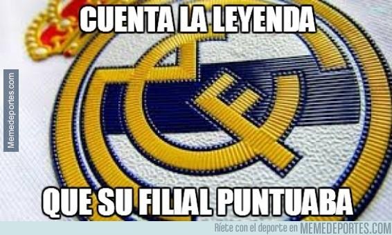 384301 - El Real Madrid Castilla, 3 de 3 derrotas