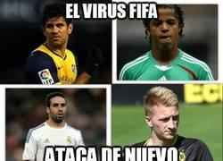 Enlace a El virus FIFA ataca de nuevo
